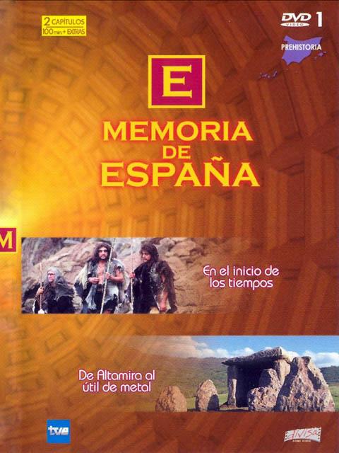 Cartel memorias de España